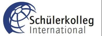 Schülerkolleg International